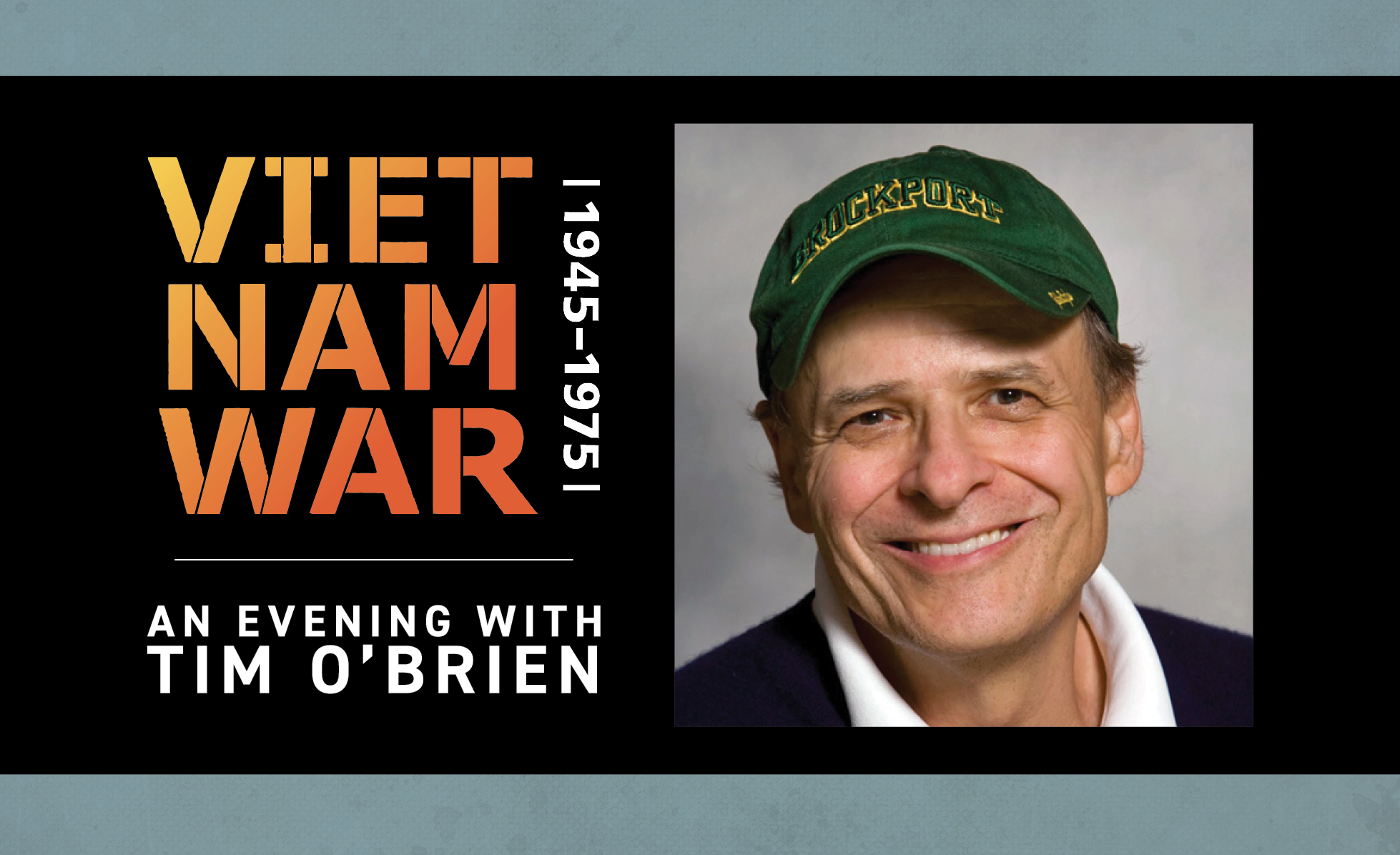 An Evening with Tim O'Brien
