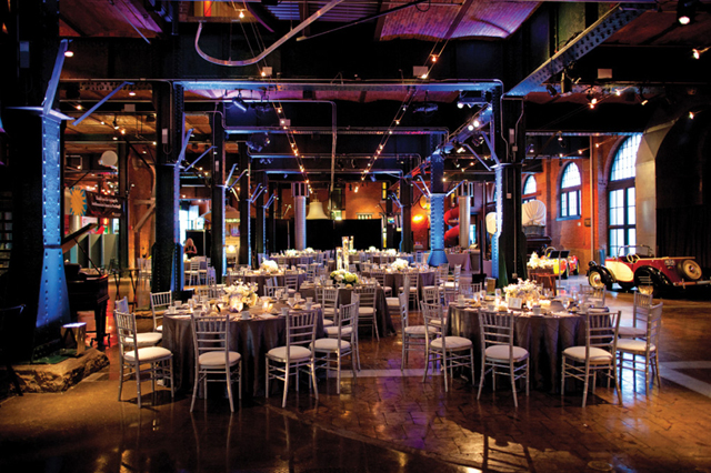Great Hall Reception, Randi Voss Photography