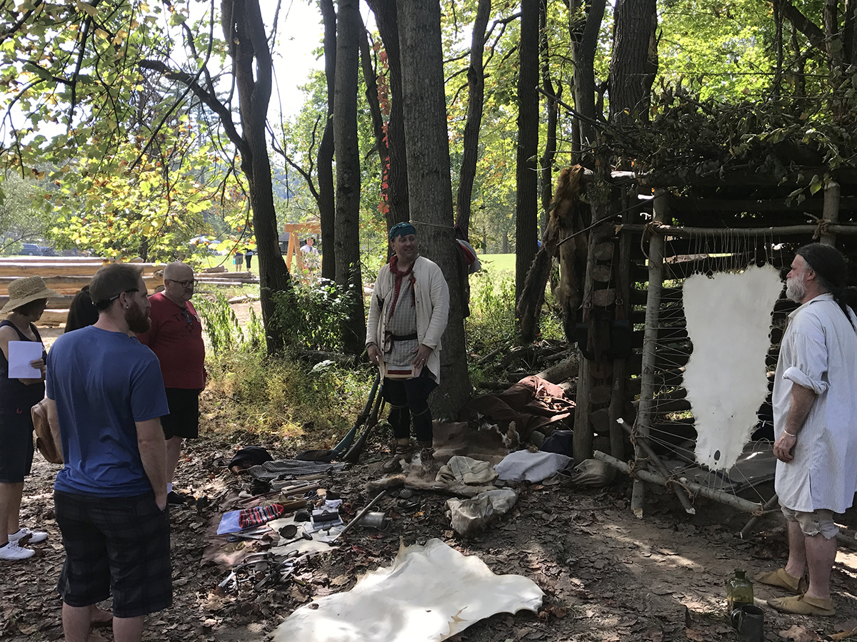 Frontier Heritage Weekend at Meadowcroft
