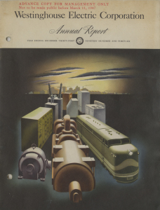 ALT:Westinghouse Electric Corporation Annual Report, 1946
