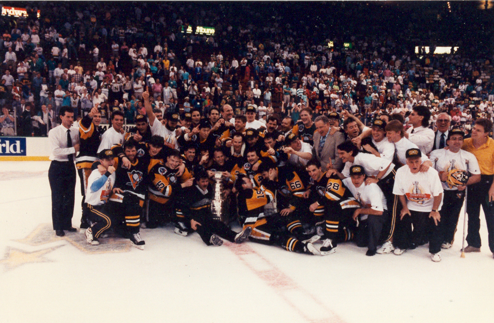 1990 91 Stanley Cup Champions
