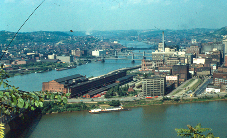 Library & Archives - Pittsburgh's Point