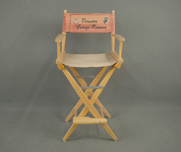 Director's chair, 1990