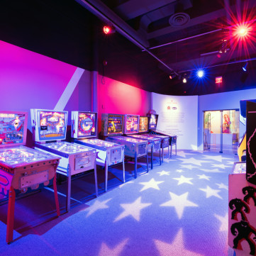 The ReplayFX Arcade | Toys of the '50s, '60s and '70s exhibit at the Heinz History Center