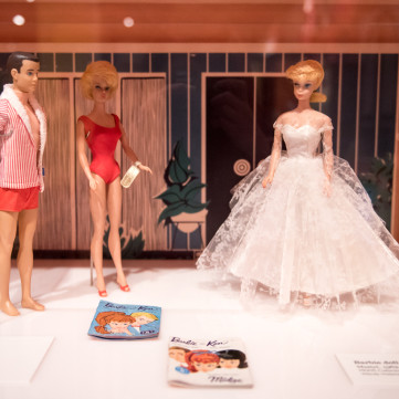 Barbie and Ken | Toys of the '50s, '60s and '70s exhibit at the Heinz History Center
