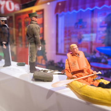 GI Joe | Toys of the '50s, '60s and '70s exhibit at the Heinz History Center