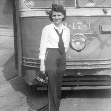 Anna Nixon, We Can Do It! WWII