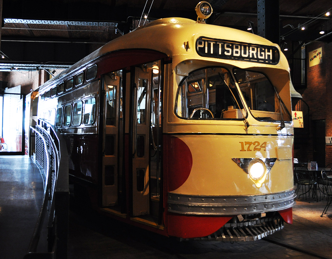 Pittsburgh trolley, Heinz History Center