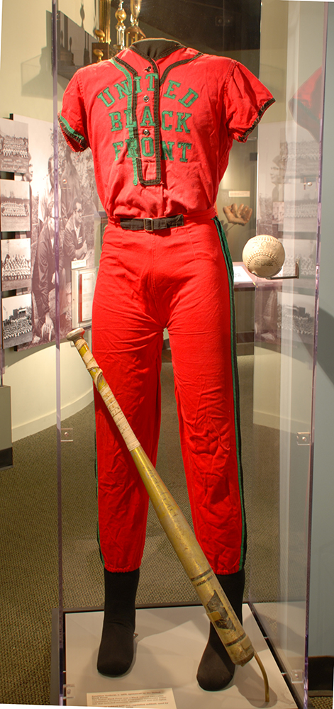 1970 Satellites softball uniform