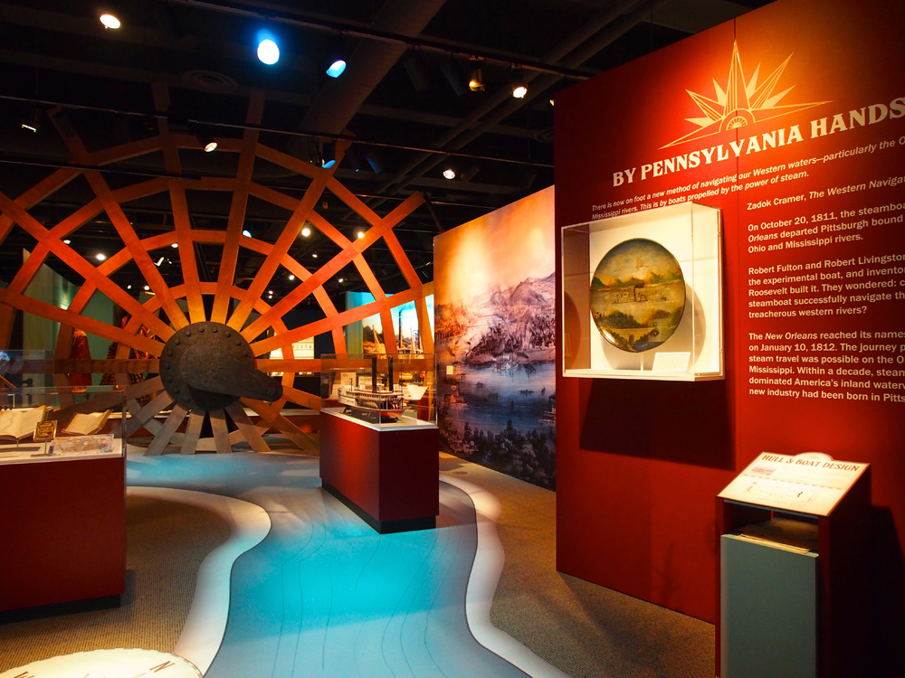 Pittsburgh's Lost Steamboat: Treasures of the Arabia
