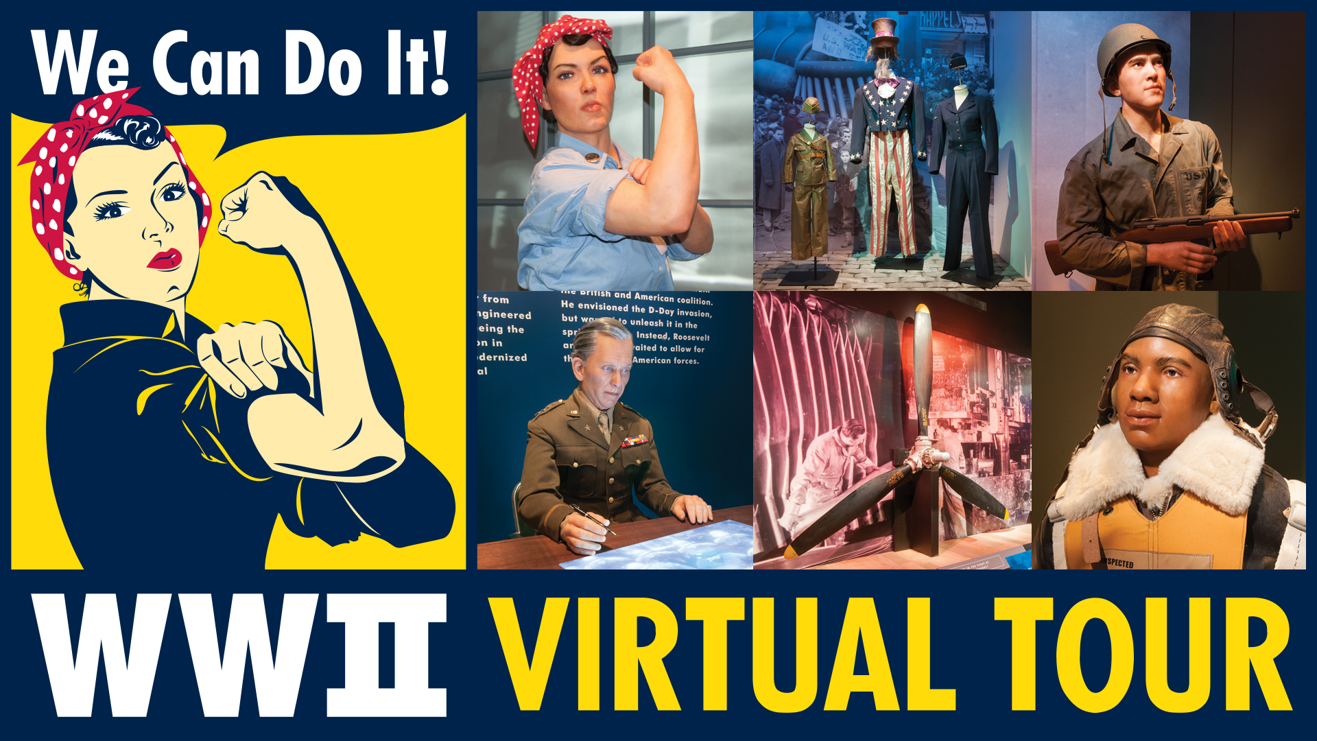 We Can Do It! WWII Virtual Tour