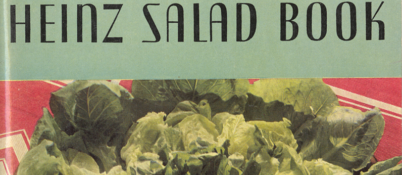 What's For Dinner? Heinz Salad Book Featured