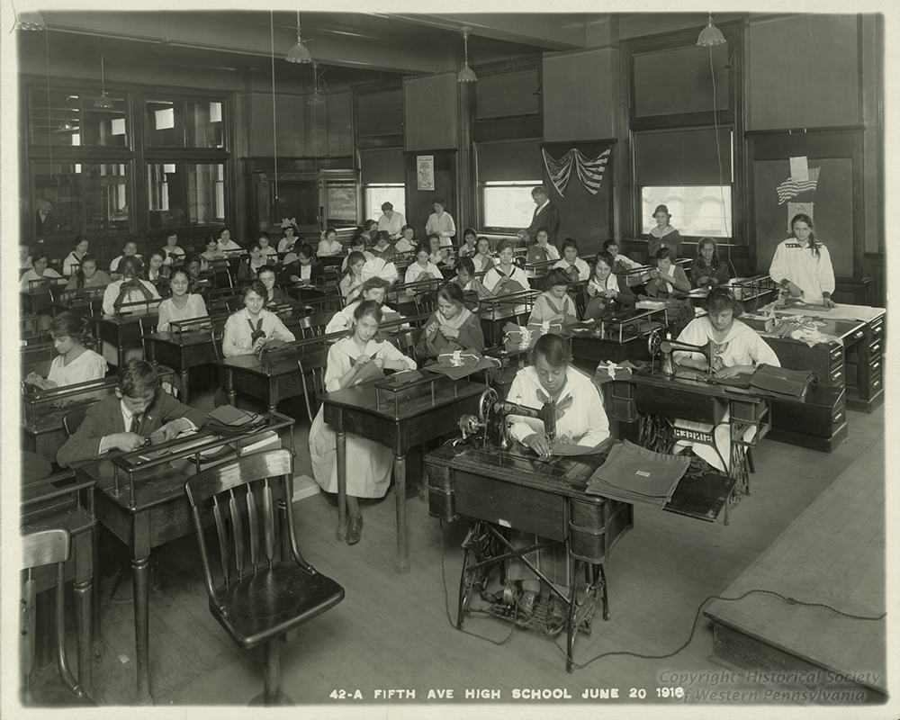 Pittsburgh Public Schools   Digital Collection   Library