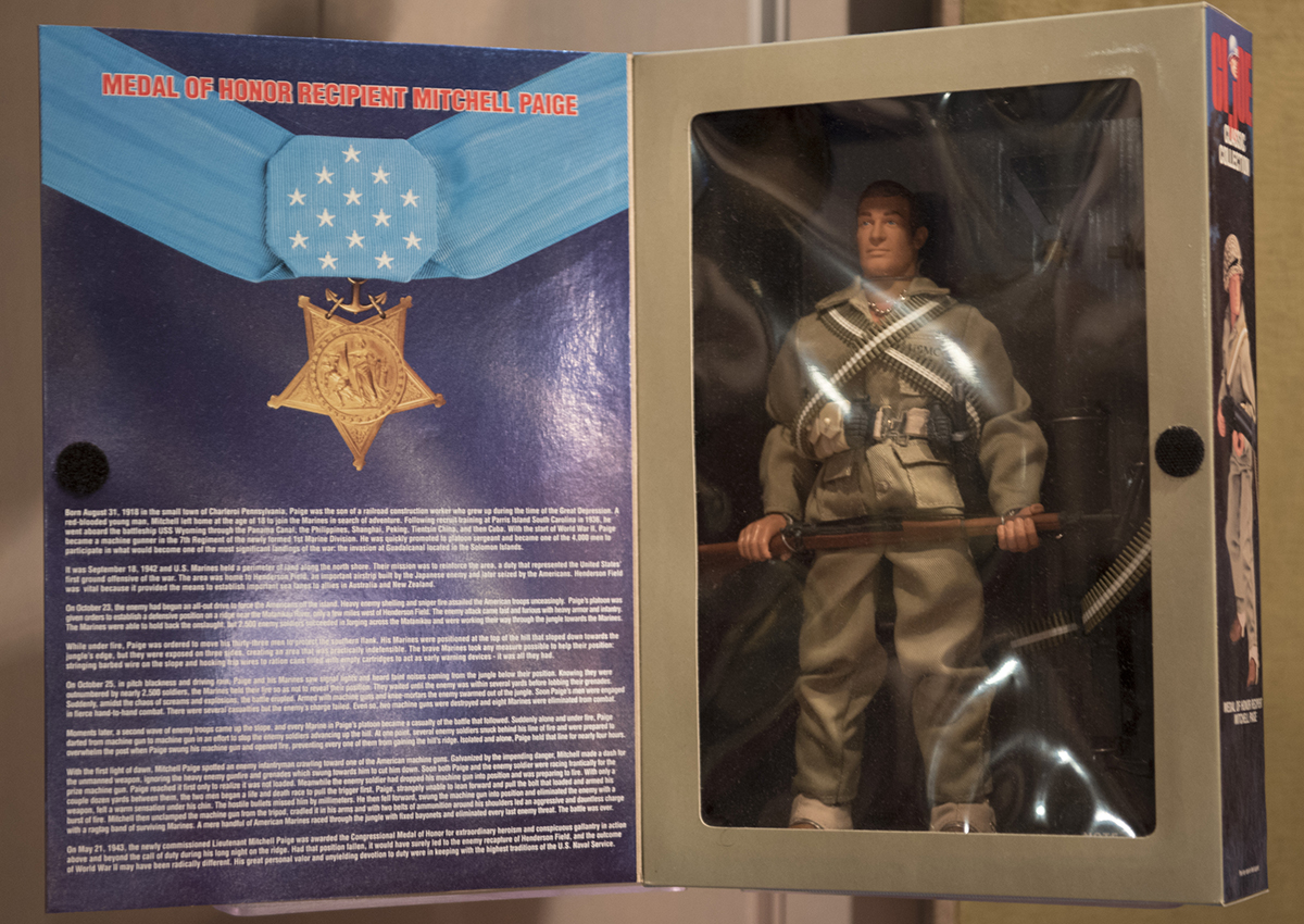G.I. Joe Classic Collection: Mitchell Paige