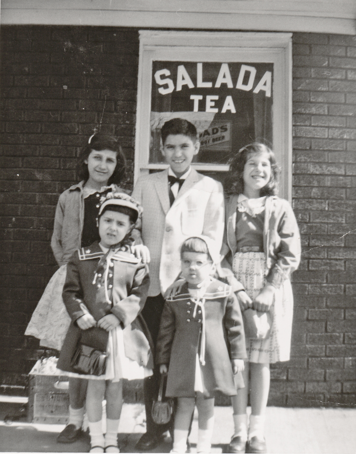 Tina Calabro and her cousins. | Heinz History Center blog