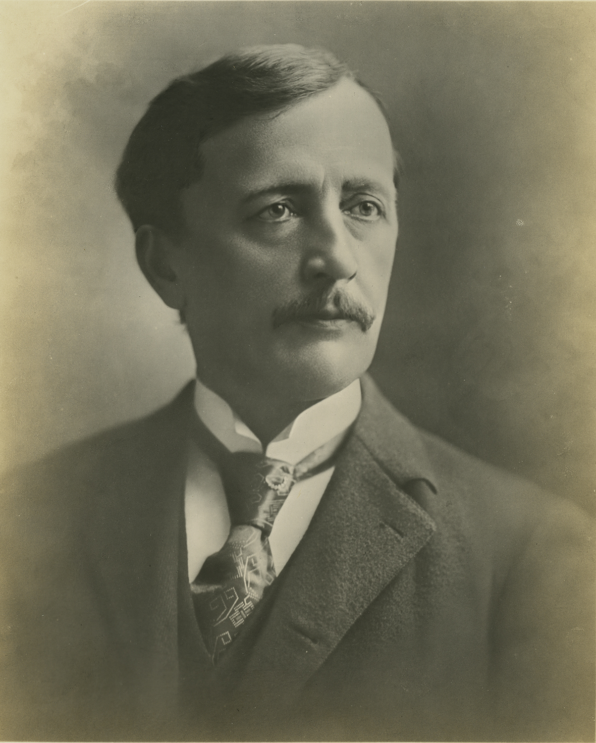 Joseph O. Brown | Mayors of Pittsburgh | Heinz History Center Digital Collection