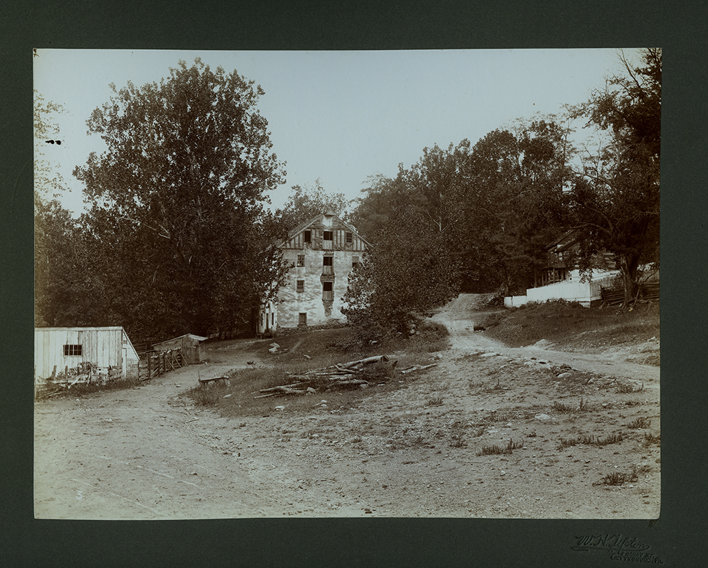 Site of Bard's Mill | Fort Pitt Museum Blog