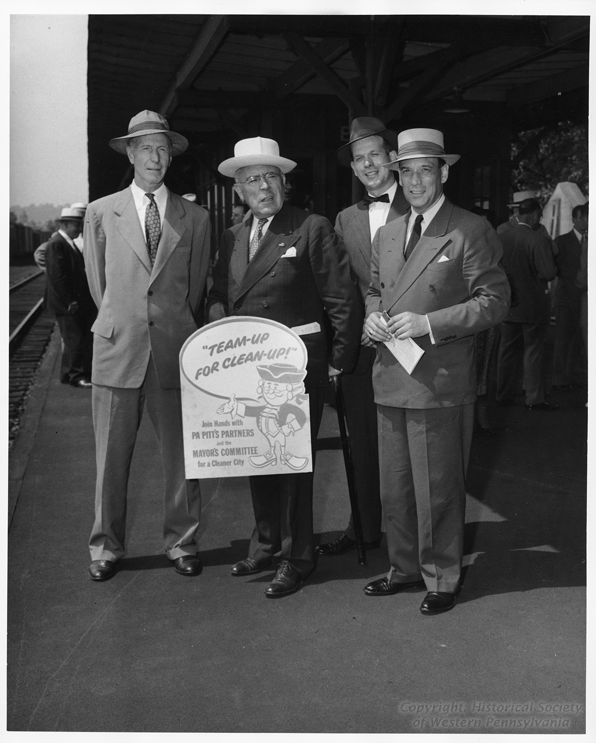 David Lawrence | Mayors of Pittsburgh | Heinz History Center Digital Collection