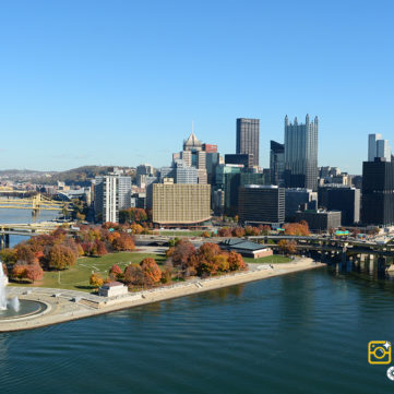 View of the Point, 2016. | pixburgh: a photographic experience, Heinz History Center