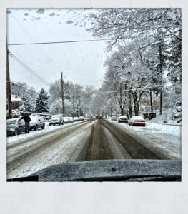 ALT:Driving on Beechwood Blvd., January 2015. | Your #Pixburgh Photo Album | #Pixburgh: A Photographic Experience