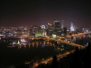 ALT:Our great city of Pittsburgh, January 2011, from Mount Washington.| Your #Pixburgh Photo Album | #Pixburgh: A Photographic Experience