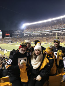 ALT:6/7 of the 7Hills from Birmingham, Alabama at Heinz Field, Dec. 25, 2016.| Your #Pixburgh Photo Album | #Pixburgh: A Photographic Experience