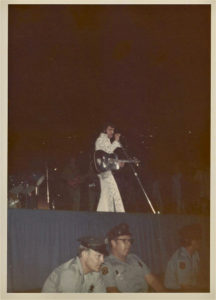 ALT:Elvis Presley, Civic Arena, Pittsburgh, 1973. | Your #Pixburgh Photo Album | #Pixburgh: A Photographic Experience