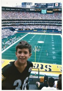 ALT:Michael Suley., 1998, Three Rivers Stadium. | Your #Pixburgh Photo Album | #Pixburgh: A Photographic Experience