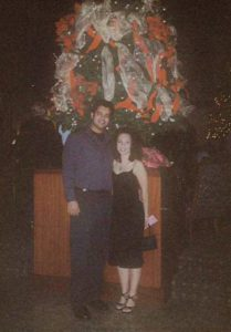 ALT:Shawn & Tonia Rose, Dec. 31, 2002, Sheraton Station Square, Pittsburgh. | Your #Pixburgh Photo Album | #Pixburgh: A Photographic Experience