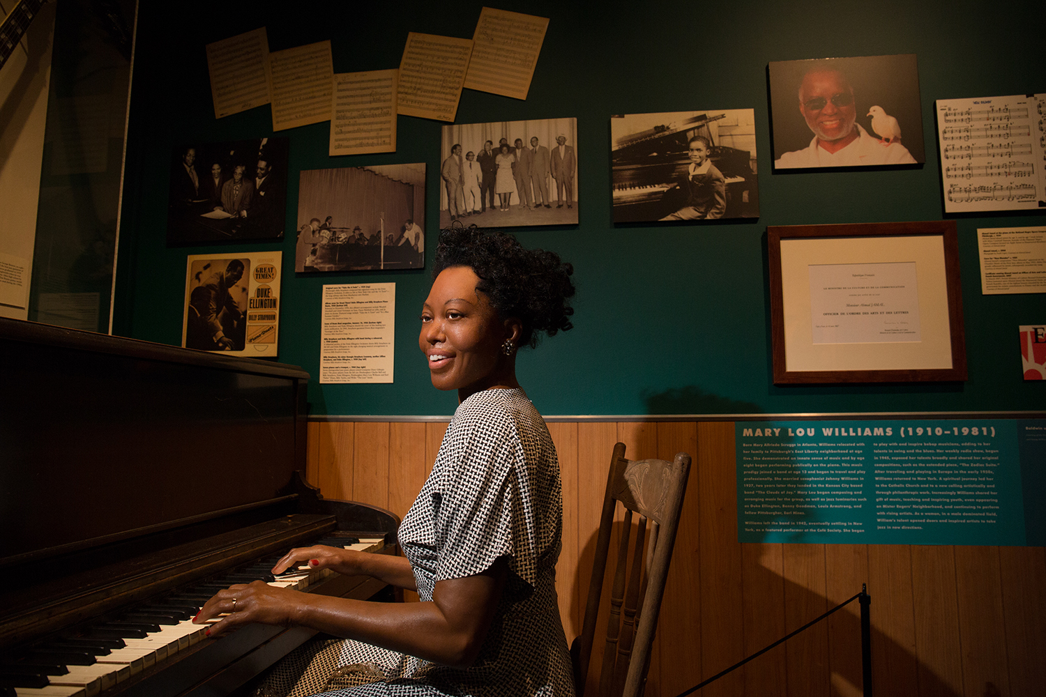 Mary Lou Williams | Pittsburgh: A Tradition of Innovation | Heinz History Center