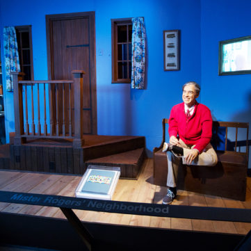 Mister Rogers' Neighborhood | Special Collections | Heinz History Center