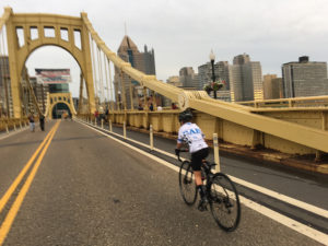 ALT:Luke Myers, Roberto Clemente Bridge, July 26, 2016. | Your #Pixburgh Photo Album | #Pixburgh: A Photographic Experience