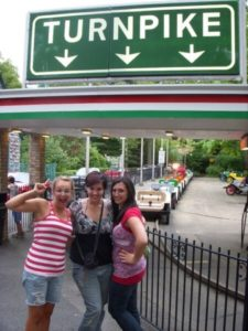 ALT:Lena, Dez, and Cassie at Kennywood, 2008. | Your #Pixburgh Photo Album | #Pixburgh: A Photographic Experience