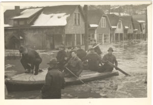 ALT:St. Patrick's Day Flood, 1936 | Pittsburgh Floods Digital Collection | Heinz History Center