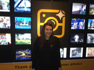 ALT:Gabi Guadagnino, March 24, 2017 at the History Center. | Your #Pixburgh Photo Album | #Pixburgh: A Photographic Experience