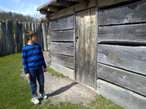 ALT:Matthew (11), April 2015, Fort Necessity National Battlefield, Farmington, Pa. | Your #Pixburgh Photo Album | #Pixburgh: A Photographic Experience