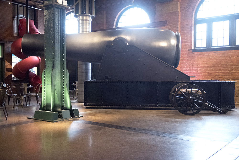 Rodman Cannon, Heinz History Center Great Hall