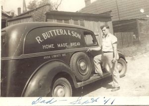 ALT:Ralph Butera, 1930s, Bloomfield. | Your #Pixburgh Photo Album | #Pixburgh: A Photographic Experience