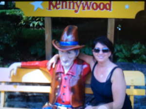 ALT:Roberta Weissburg, Cowboy Joe, Kennywood Park, 2014. | Your #Pixburgh Photo Album | #Pixburgh: A Photographic Experience