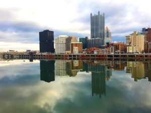 ALT:November 29, 2016 from the Smithfield Street Bridge. | Your #Pixburgh Photo Album | #Pixburgh: A Photographic Experience