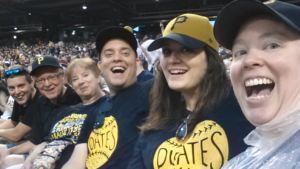 ALT:The Clark Family, PNC Park, 2016. | Your #Pixburgh Photo Album | #Pixburgh: A Photographic Experience