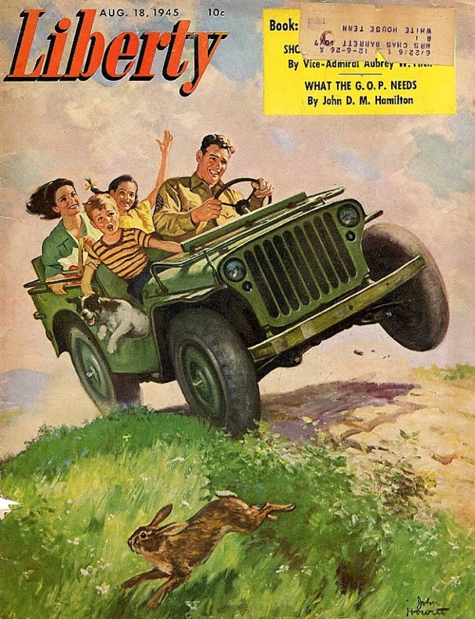 See the Jeep as a Lady | Making History Blog | Heinz History Center