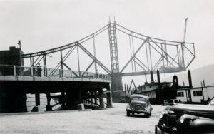ALT:Wabash Bridge, 1948. | Your #Pixburgh Photo Album | #Pixburgh: A Photographic Experience