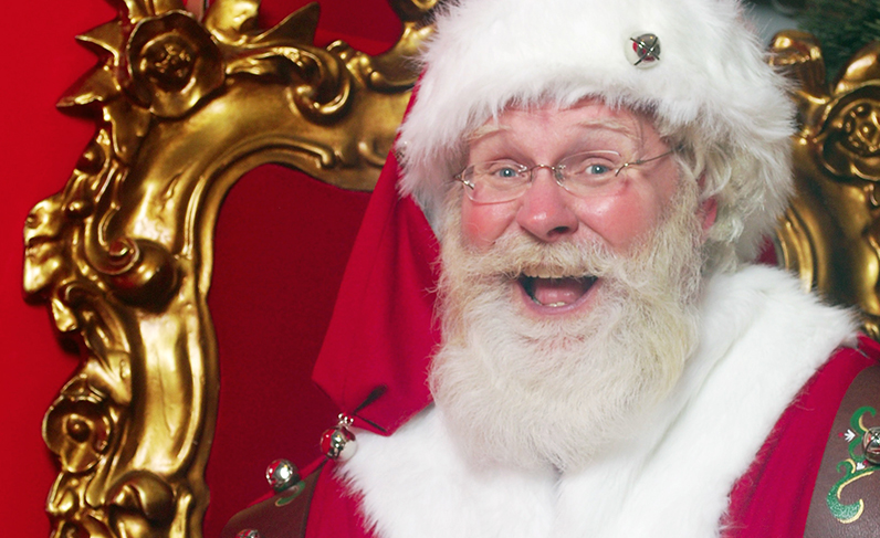 Meet Santa Claus at the Heinz History Center during A Very Merry Pittsburgh