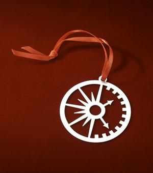 Heinz History Center cog ornament | Shop | Heinz History Center | Pittsburgh gifts