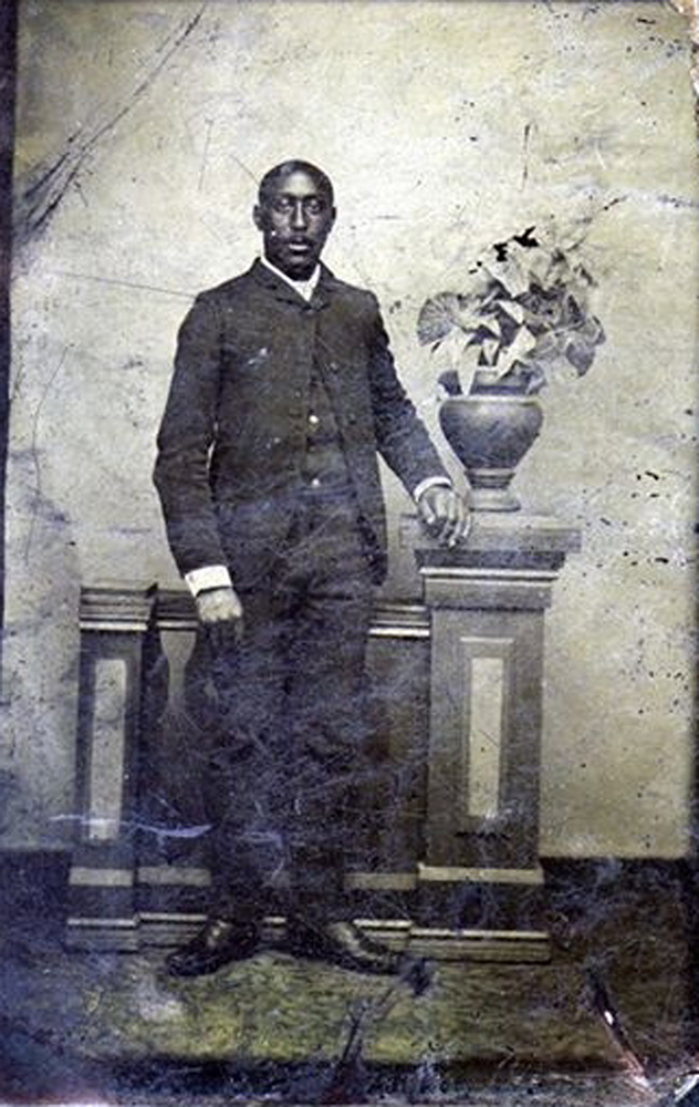 Martin Delany, c. 1847. Called the father of Black Nationalism, this rare image captures Delany, already an abolitionist, writer, publisher, and journalist at this point in his life. Courtesy of Floyd Thomas.