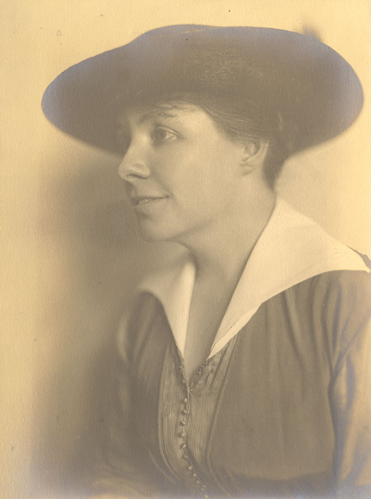Winifred Meek Morris served as general chairman of the Suffrage Shirtwaist Ball.