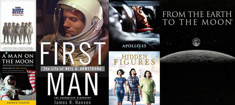Count Down to Destination Moon with these Staff Picks