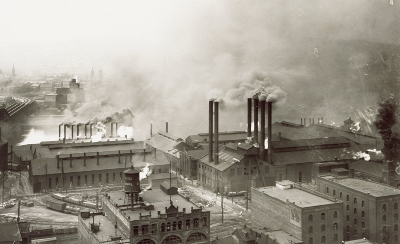 School Programs: The Smoky City: Immigration and Industry