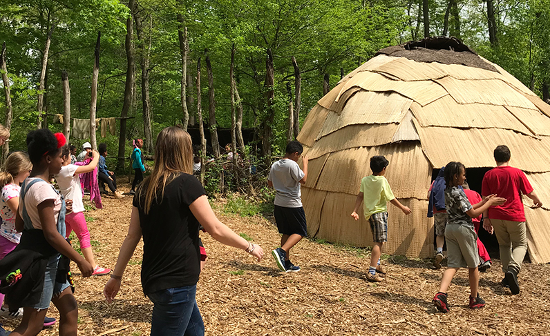 School Programs: Woodland Encounters – Meadowcroft
